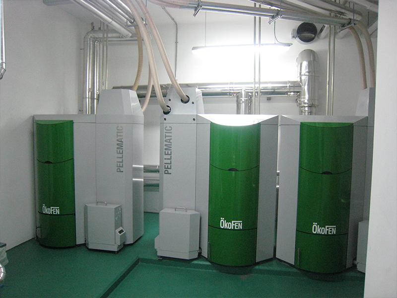 Reforma de Caldera a Biomasa