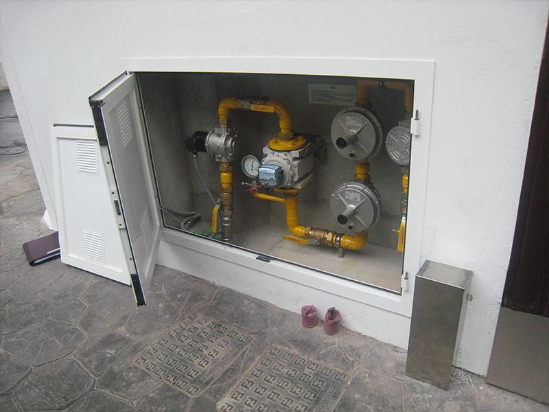 Transformación Calefacción a Gas Natural en Lugo
