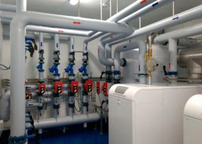 Transformación Calefacción a Gas Natural