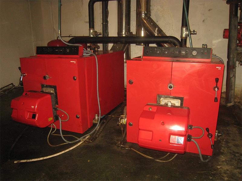 TransformacioTransformación Calefacción a Gas Natural en Lugo - Antesn Calefaccion a Gas Natural en Lugo - Antes