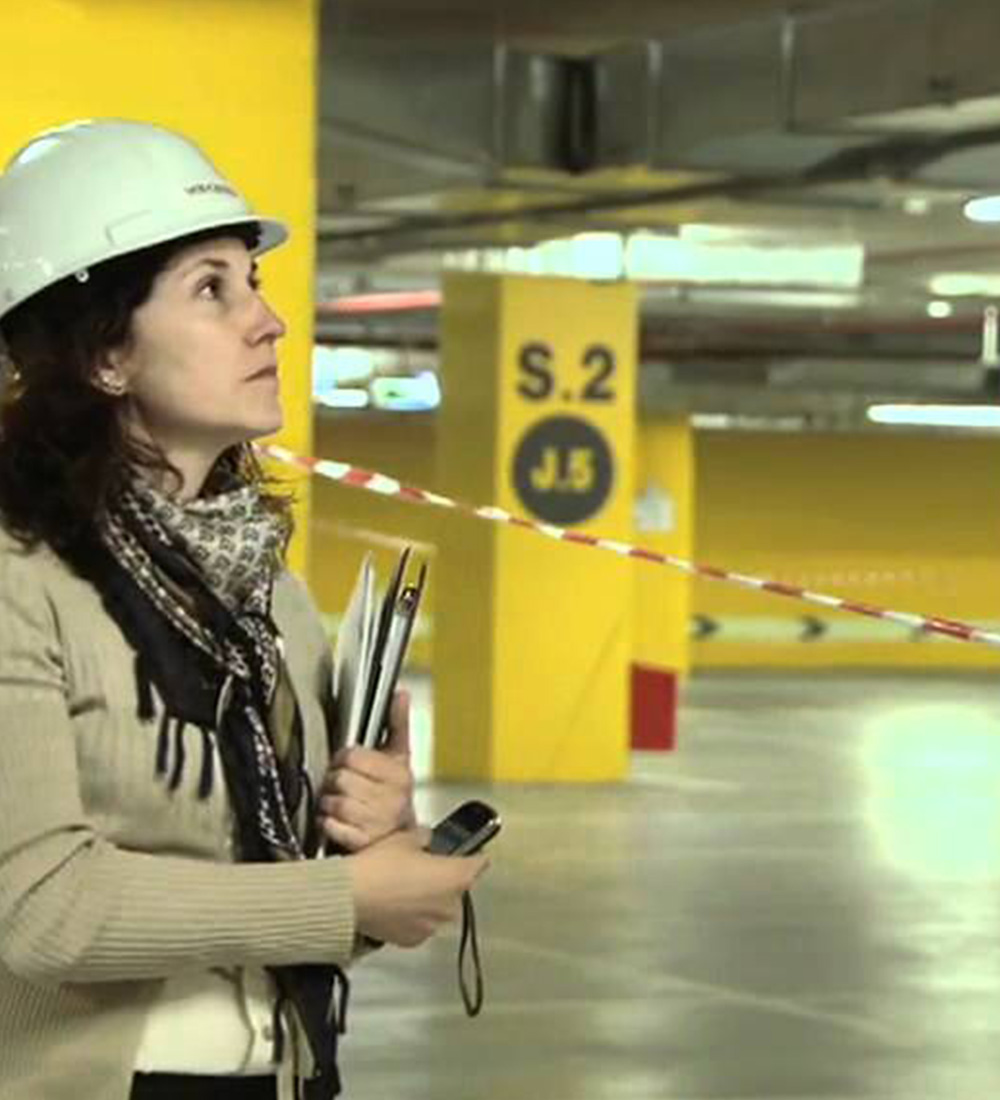 Equipo Seingenia ingenieros Coruña