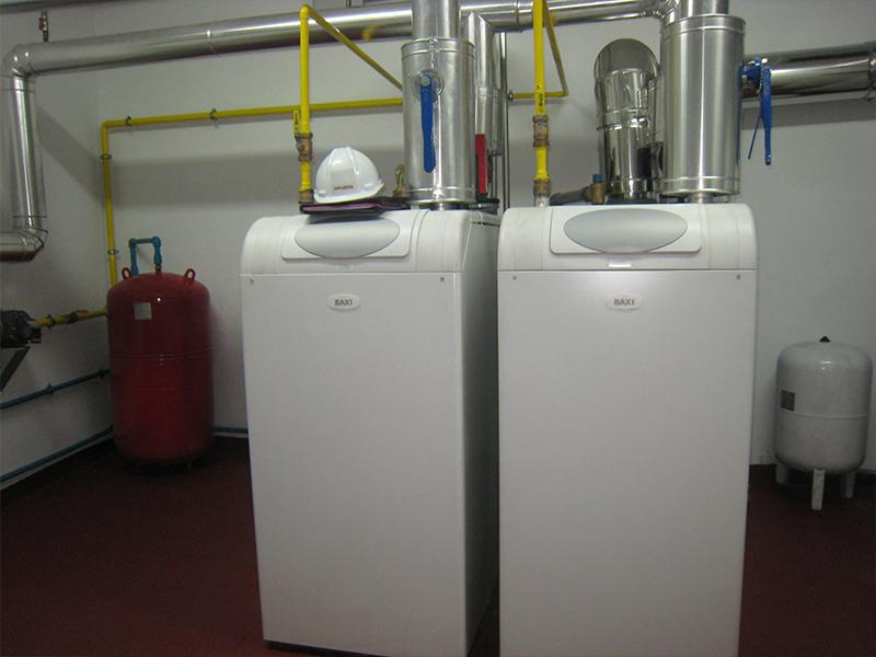 Reforma de Calefacción y Agua Caliente Comunidad