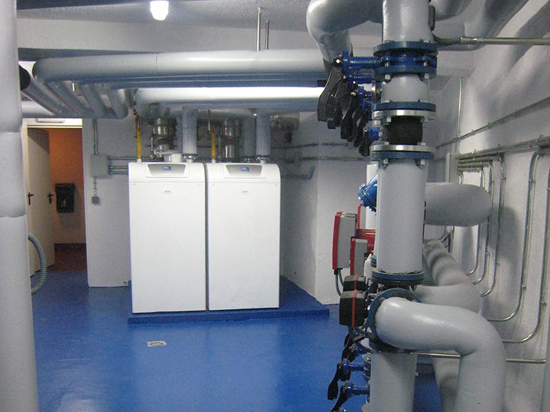 Transformación de Calefacción y Agua Caliente a Gas Natural