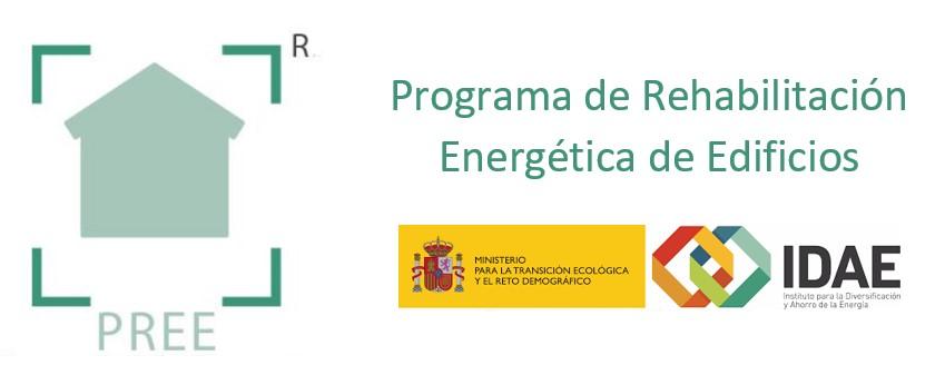 Ayudas IDAE para actuaciones de rehabilitación energética en edificios existentes.